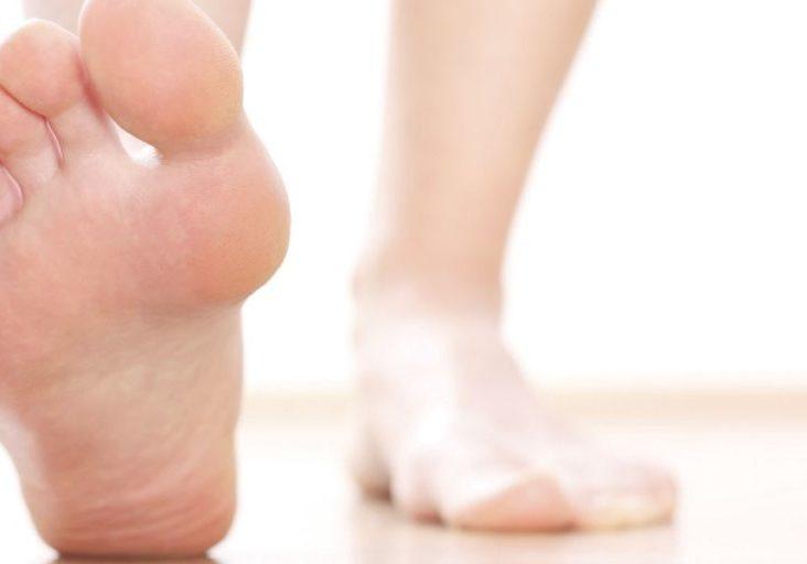 Cirugía mínimamente invasiva del pie